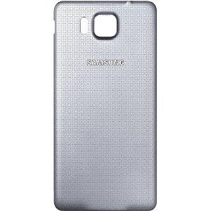 Samsung SM-G850F Galaxy Alpha Back Cover Silver