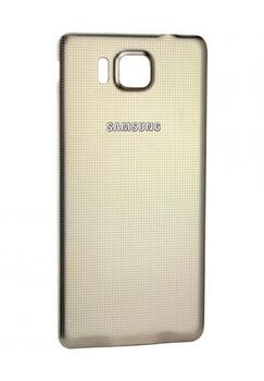 Samsung SM-G850F Galaxy Alpha Back Cover Gold