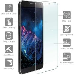 Samsung Galaxy Alpha Anti-Crack Tempered Glass