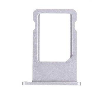 Apple iPhone 6 Sim Kort Holder Sølv