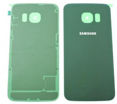 Samsung Galaxy S6 Edge Back Cover Green