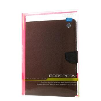 MERCURY Goospery Fancy Diary for iPad Air 2 - Brown/Black