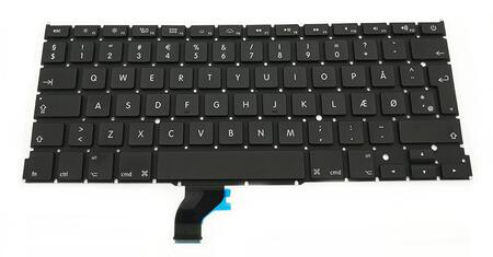MacBook Pro 13'' A1502 Keyboard Nordic Layout