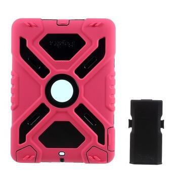 PEPKOO Spider Series for iPad 9.7-inch (2017/2018) Black/Pink