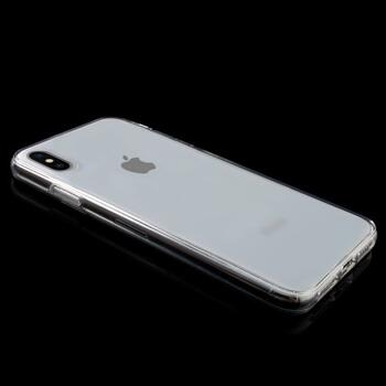 Clear TPU Protective Case for iPhone XS Max