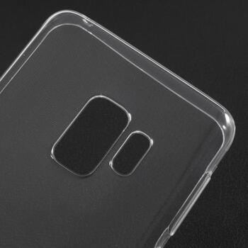 Clear TPU Protective Case for Samsung S9