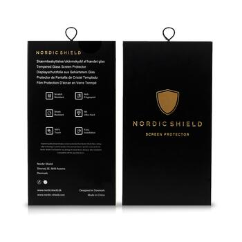 Nordic Shield Apple iPhone 7/8/SE (2020) 3D Curved  Screen Protector White (Blister)