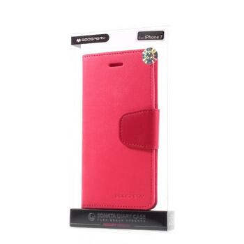 MERCURY GOOSPERY Sonata Diary Case for iPhone 7/8 Rose