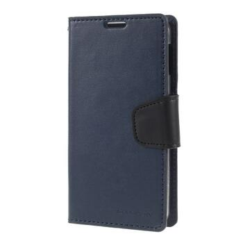 MERCURY GOOSPERY Sonata Diary Case for Samsung S10e Dark Blue