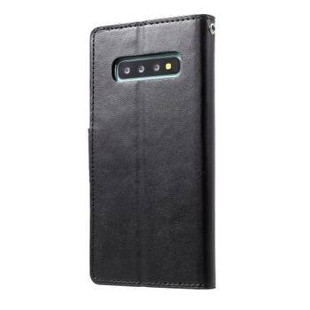 MERCURY GOOSPERY Sonata Diary Case for Samsung S10 Plus Black