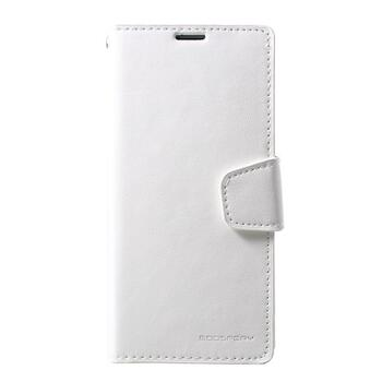 MERCURY GOOSPERY Sonata Diary Case for Samsung S10 Plus White