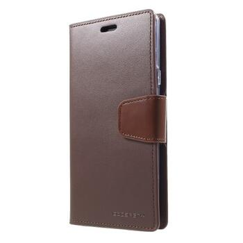 MERCURY GOOSPERY Sonata Diary Case for Samsung Galaxy Note 9 Coffee