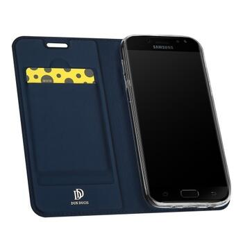 DUX DUCIS Skin Pro Flip Case for Samsung J5 (2017)  Dark Blue