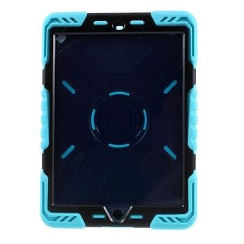 PEPKOO Spider Series for iPad 9.7-inch (2017/2018) Black/Blue