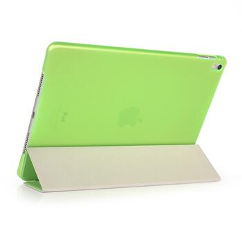 Tri-fold Leather Flip Case for iPad Pro 10.5 Green