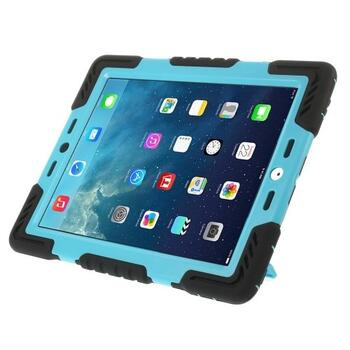 PEPKOO Spider Series for iPad 2/3/4 Blue/Black