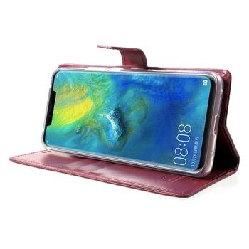 MERCURY GOOSPERY Blue Moon Case for Huawei Mate 20 Pro Wine Red