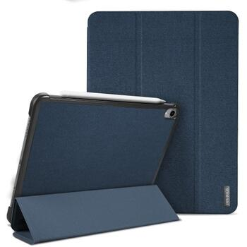 DUX DUCIS Domo Series Tri-fold Case for iPad Pro 12.9 2018 Blue
