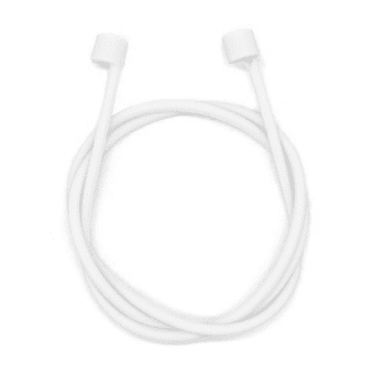 Apple AirPods Silicone Rope Strap Grey