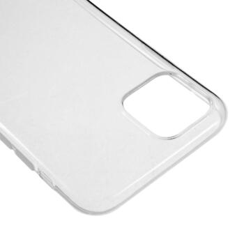 TPU Soft Cover for iPhone 11 Pro Transparent