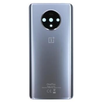 OnePlus 7T Back Cover Org. Frosted Silver
