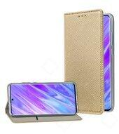 Anco Basic Magnetic Flip Cover for Samsung Galaxy S20 Ultra Gold