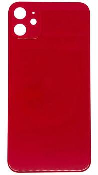 Back Glass Plate for Apple iPhone 11 Red