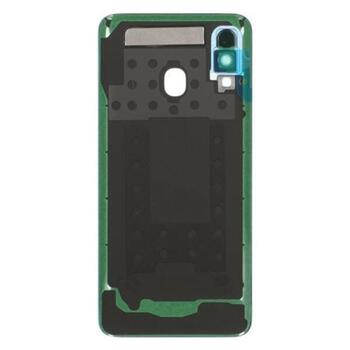 Back cover for Samsung Galaxy A40 - Blue