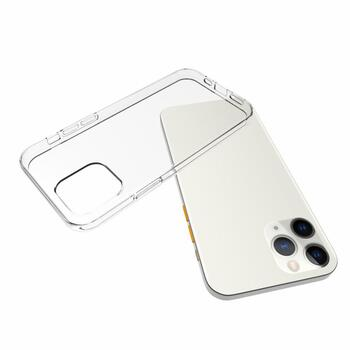 Slim TPU Soft Cover for iPhone 12/12 Pro Transparent