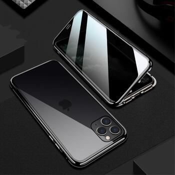 Magnetic Front and Back Cover for iPhone 11 Pro - Black