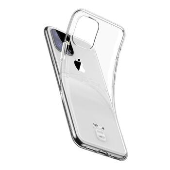 Baseus Ultra-Thin TPU Case with Lanyard Holder for iPhone 11 Transparent