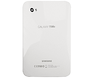 Samsung Galaxy Tab P1000 Back Cover