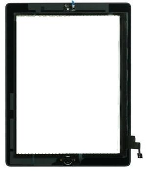 Apple iPad 2 Touch Unit Black Assembly A