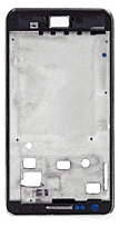 Samsung Galaxy S2 Front Cover Hvid