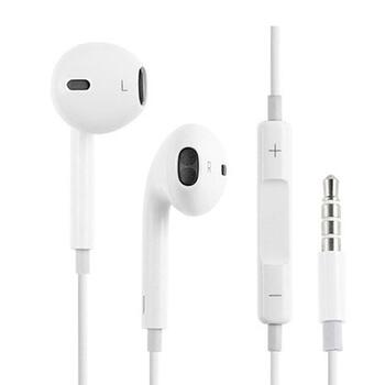 Apple earpods with remote/mic white