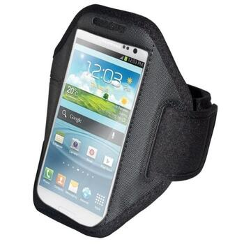 Apple iPhone 4/4S Sports Armband Easyfit Black