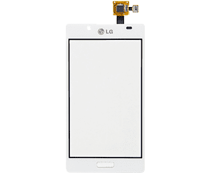 LG Optimus L7 P700 Touch Unit Hvid