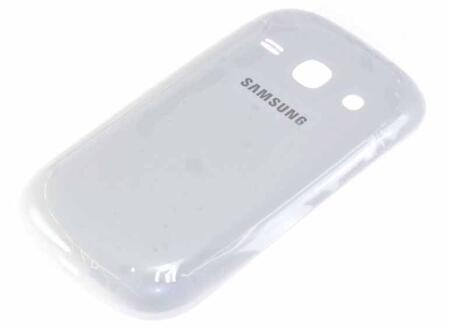 Samsung Galaxy Fame GT-S6810 Battery Cover White