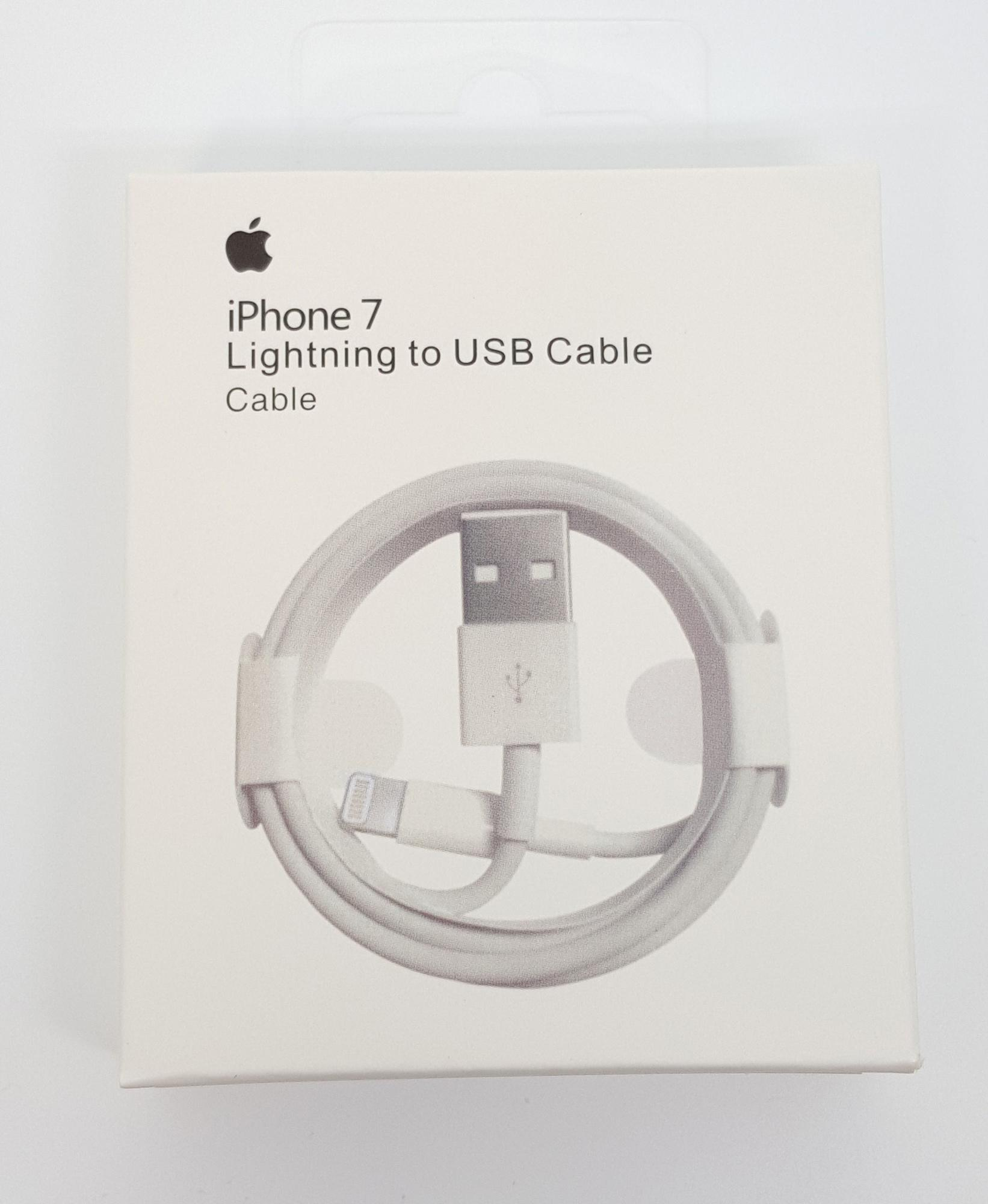usb for iphone apple lightning usb data cable blister mobile parts 13205