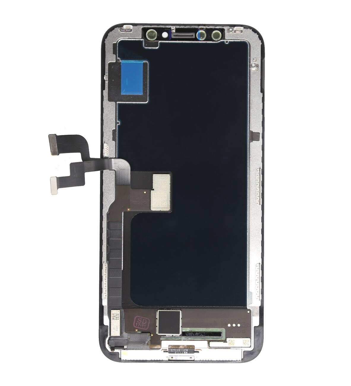 Apple Iphone X Screen Black Oem Mobile Parts