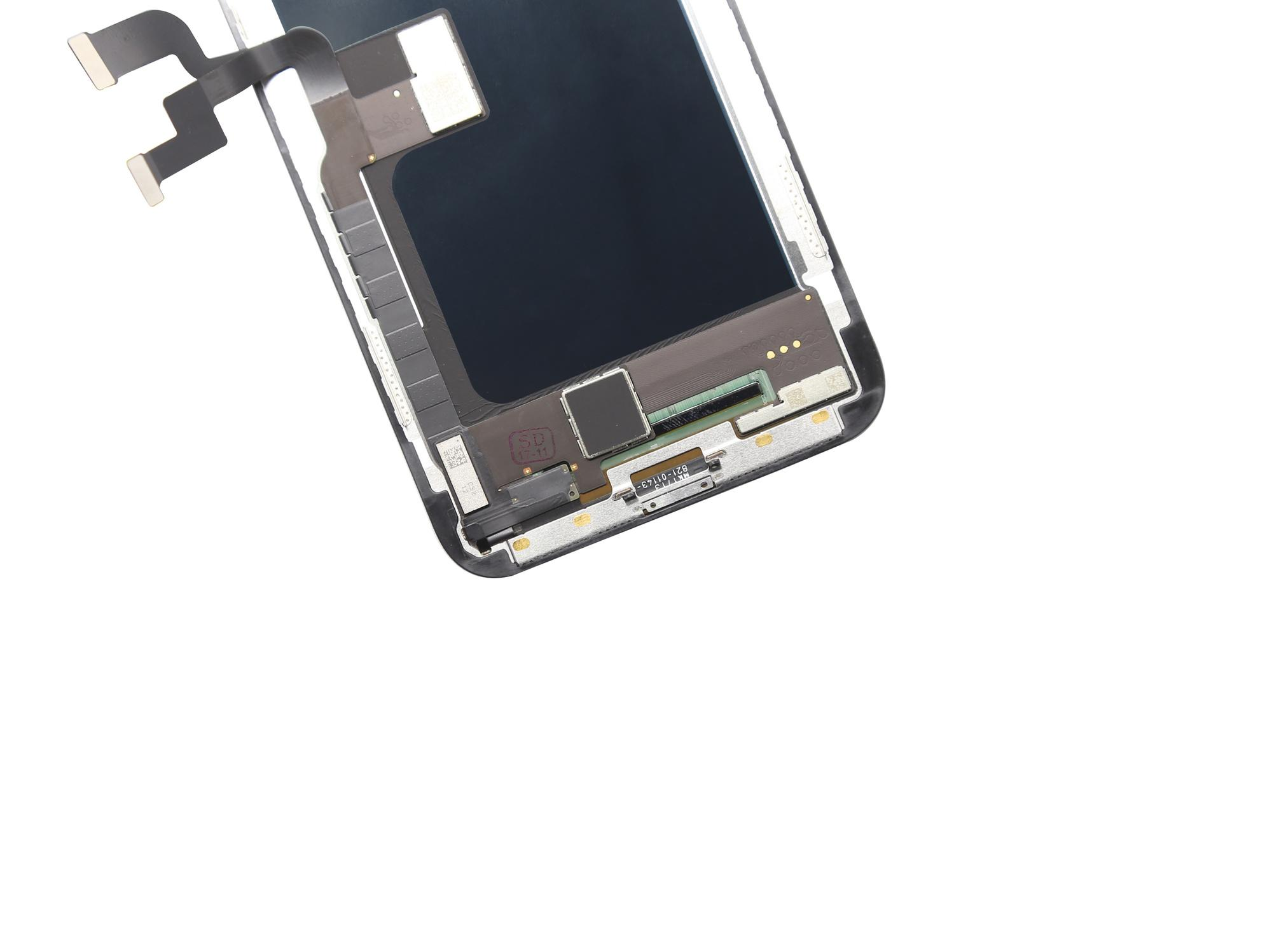 Apple Iphone X Screen Black Oem Mobile Parts Lcd Touchscreen Samsung S4